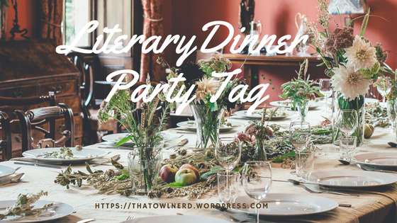 Literacy Dinner Party Tag