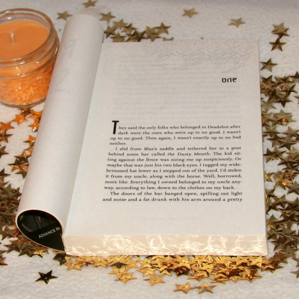 Rebel of the Sands BookReview
